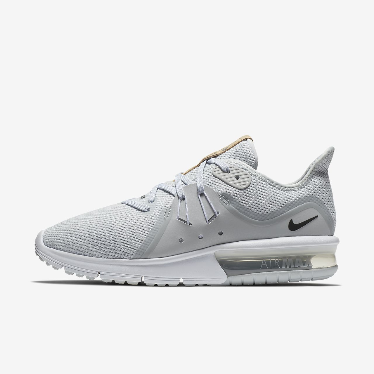 grey nike air max womens