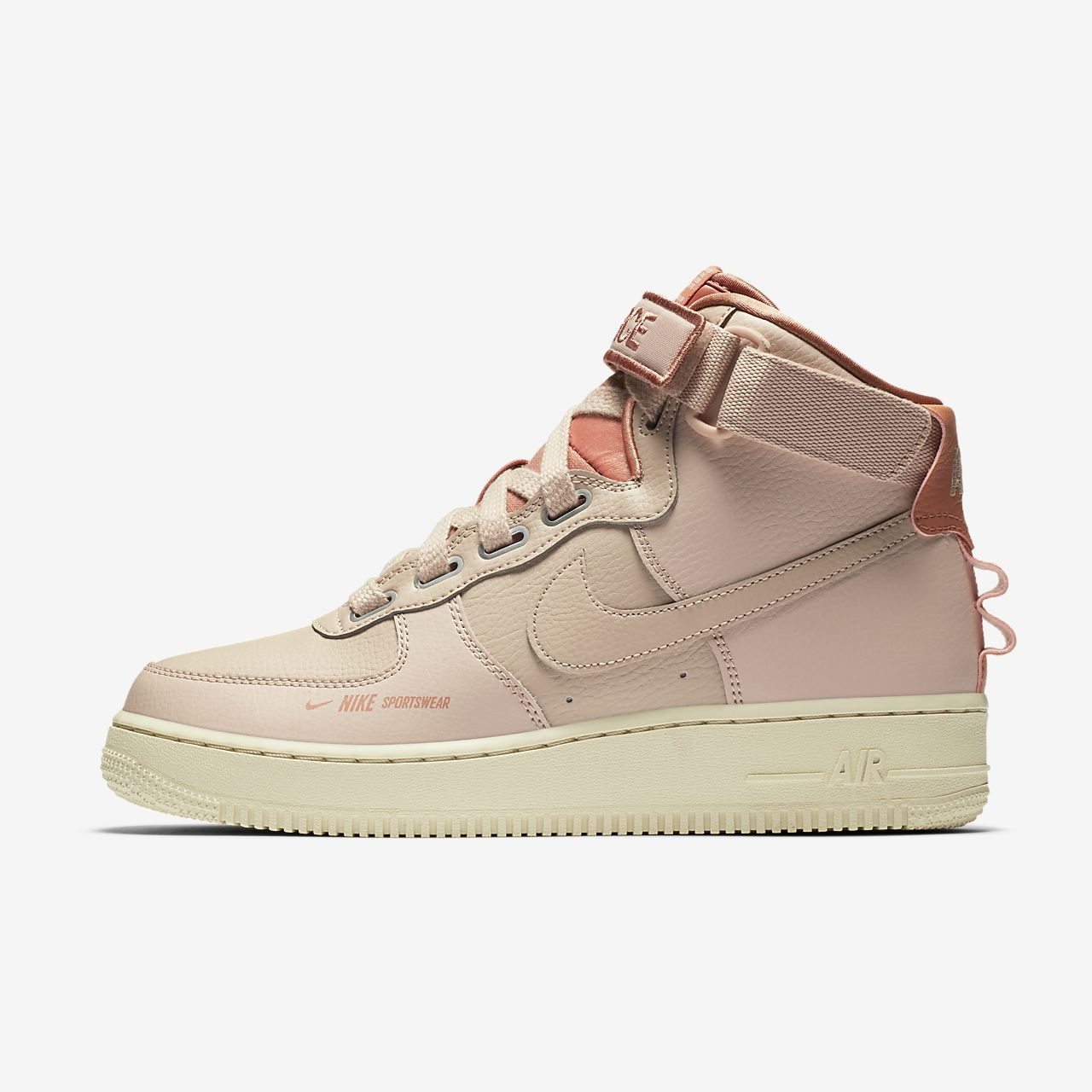 nike air force one rosa