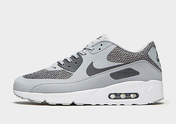 nike air max 90 grey and white