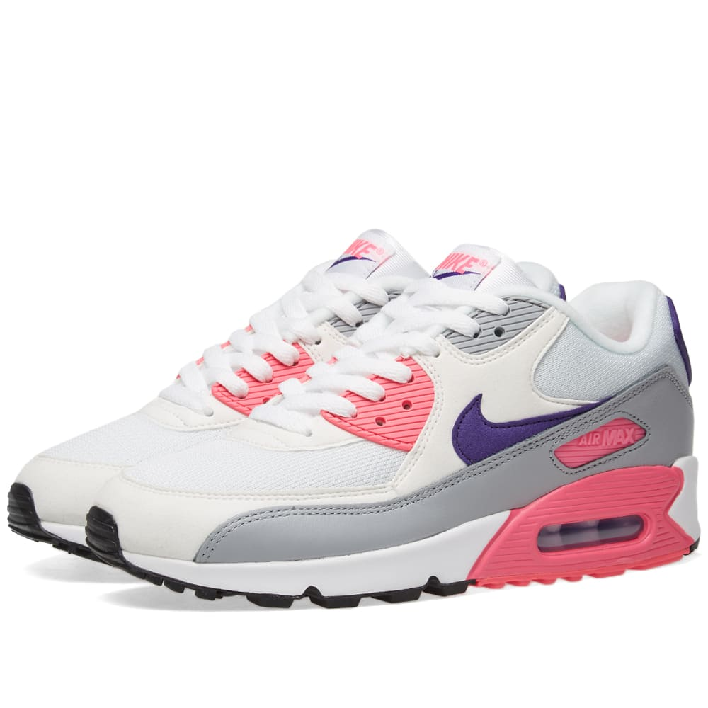 nike air max 90 purple